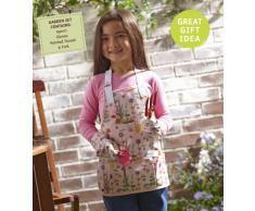 Cooksmart - Set da giardino per bambina, 4 pezzi