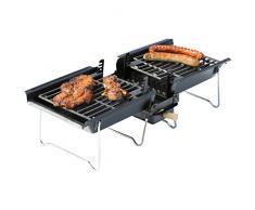 Barbecue pieghevole acquista barbecue pieghevoli online su livingo - Barbecue portatile a carbonella ...