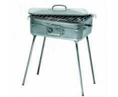 takestop® Barbecue A CARBONELLA Carbone PIC NIC Portatile Pieghevole FORNACELLA BRACIERE FORNELLO 37x27xh65 cm