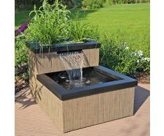 fontana da giardino » acquista fontane da giardino online su livingo - Piccolo Giardino Con Fontana