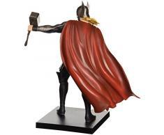 Marvel Comics Avengers Ora Thor Fumetti Statua