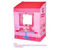 Tenda giocattolo gioco a forma di negozio ristoro