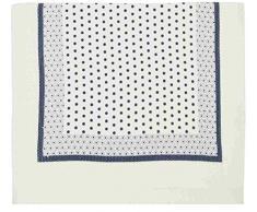 CTDOTBL Clayre & Eef - Dotted - Strofinaccio / Asciugamano - Blu ca. 40 x 60 cm