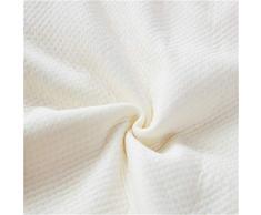 Coperta lavorata a maglia for bambini in cotone lavorato a maglia in velluto for bambini, coperta for trapunta coperta for dormire creativa Coperta for aria condizionata, coperta for trapunta coperta