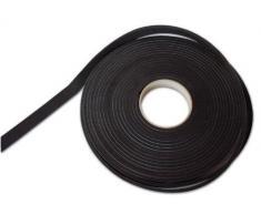 Parafreddo in resina espansa Nero misura 20 x 5 mm lunghezza 10 mt Maurer