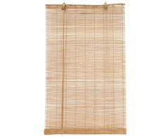 Tenda a rullo in legno (90 x H130 cm) Bambù Beige