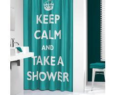 Sealskin 233531330 Tenda da doccia, mod. Testo, 180 x 200 cm