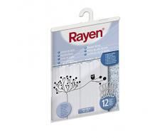 Rayen 2350.11 Tenda per Doccia, 180 x 200 cm [modelo aleatorio]