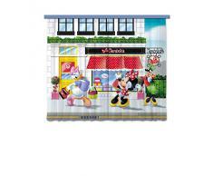 AG Design Tende - Mickey Mouse Disney - Tende per Camera Bambini - Stampa Foto 3D - 180 x 160 cm - 2 Parti - FCSXL 4310