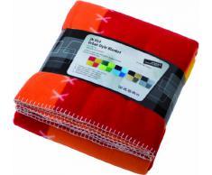 James & Nicholson, Coperta in pile Urban Style Blanket, Rosso (red), Taglia unica