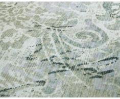Tappeto salotto moderno STILE VINTAGE arredo sala camera letto bagno retro antiscivolo 5 misure disponibili mod.DECOR04 60x130