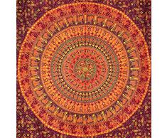 Teli indiani da parete sanotint light tabella colori for Teli decorativi