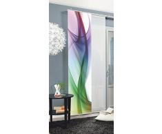 Home fashion Clifton Tenda a Pannello, Poliestere,, 245 x 60 cm