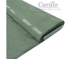 Tessuto Stoffa damascata al metro Altezza 280 cm - Colore Grigio E818