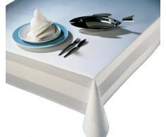"""Decohometxtil - Tovaglia rettangolare con cimosa """"Damast Gastro Edition"""", dimensioni: 140 x 240 cm, misura a scelta"""