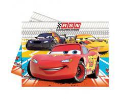 Procos 81561 - Tovaglia plastica Cars RSN (120x180 cm)