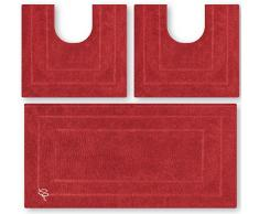 Set tappeti da bagno » acquista Set tappeti da bagno online su Livingo