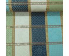 Stoffa tessuto a metro Damascato per copridivano copriletto patchwork Rondo H353