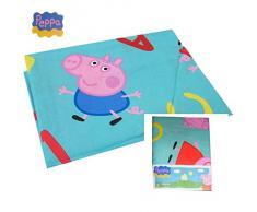 Peppa Pig Completo Letto, 150 x 300/90 x 200/52 x 80 cm, Azzurro
