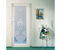 tenda porta finestra : Tende TENDA per porta o finestra, Tendina in bianco o colorato - Tenda ...