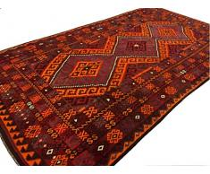 Trend Carpet Kelim Tappeto Afghan 428 x 244 cm, Cotone, N/A