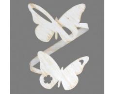 Fermatenda Papillons twist Beige