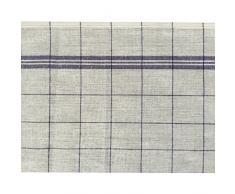 Strofinacci Asciugapiatti Strofinacci in programma usy 100% in cotone 50 x 70 cm a quadretti blu-bianco (10 pz)