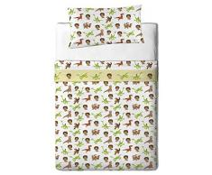 Disney Good Dinosaur Mountain – set di lenzuola 3 pezzi Per letto da 90 cm