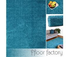 Tappeto Pelo Lungo Turchese : Floor factory online shop » le offerte di floor factory su livingo