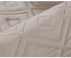 """Sunrise Divano letti Protector Throw (Beige, (tre posti ( 280 x 179 cm )) 110"""" larghezza x 70"""" lunghezza anti-skid resistente all'acqua di protezione mobili lavabile in lavatrice Copridivano Copridivani 1/2/3 posti adatti anche"""