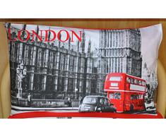 London federa cuscino letto cm 50x80