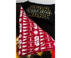 Star Wars, Set di biancheria per letto matrimoniale, motivo: Star Wars