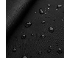 Cordura® Light - tessuto in poliammide Cordura® particolarmente leggero - tessuto/stoffa al metro (nero)