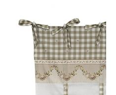 Tenda madame coco greige Angelica Home&Country