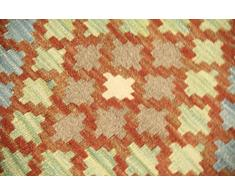 Kelim cuscino Tappeto Tappeto Orientale 45x45 cm - Kilim Coussins - Kilim Pillow - Kelim Seat - Tessuti a Mano Classic