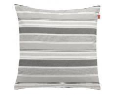 Esprit Home 21458-010-50-50 - Fodera per cuscino 50 x 50 cm, colore: Grigio