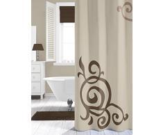 Sealskin 232161365 - Tenda da doccia Duchess, 180 x 200 cm