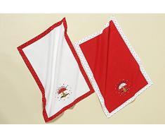 Strofinacci da cucina, Asciugamani fortunati assortiti 70x50 - Prezzo per 1 pezzo
