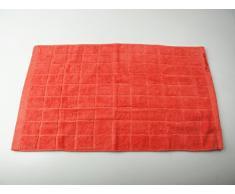 TUPPERWARE P11 Panno Asciugapiatti in Microfibra rosso