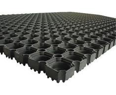 Doortex Octo Door zerbino di gomma per interni ed esterni - 400 x 600
