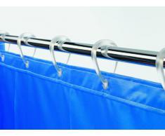 Spirella 10.14719 - Anello per tenda doccia Drop Clear in plastica, colore: Verde