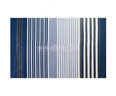 Brunner 0201147N.C64 Stuoia Kinetic 400 250x500 cm, Blu