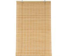 Tenda a rullo in legno (90 x H180 cm) Bambù Beige