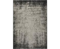 F & S MODERN VINTAGE tappeto moderno Flat Weave Aspetto di Sisal per uso interno ed esterno per il soggiorno, la camera da letto, il corridoio, l'ufficio, balcone e terrazza. Disponibile in 4 dimensioni e colori multipli. Perfavore