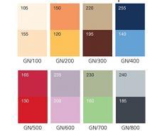 Copridivano Genius Natural, Per Divano 3 Posti, In Tinta Unita Double Face Colore GN/800 Grigio Chiaro/Grigio Scuro