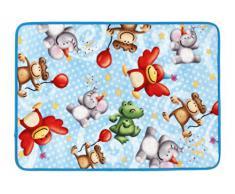 Böing Carpet LK-4 Lovely Kids - Tappeto per bambini, 50 x 70 cm