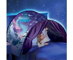 Tende da sogno, Dream Tents Magical World, Kids Fantasia Casa, Caldo bambini Tenda (Winterwunderland)