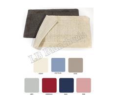 """Lovely Home - Tappeto bagno """"Fes"""" cm 50x80 vari colori, TORTORA"""