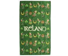 Strofinaccio da Cucina Simboli Irlandesi souvenir Irlanda