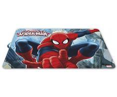 BoyzToys Spider-Man, Tovaglietta, colore: rosso